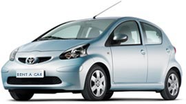 economic car rentals in Vigo